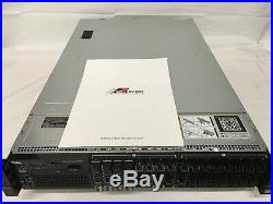 DELL PowerEdge R720 Server 2x 8-CORE E5-2650 v2 1.8TB SAS 10Gb SFP+ 16SFF 128GB