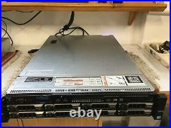 DELL PowerEdge R720 Server DUAL Xeon E5-2650 v2 16 Core 256GB RAM 16TB Storage