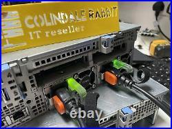 DELL PowerEdge R720xd 24 x 2.5 Sc8000 MB IT mode h710 2psu rail kit