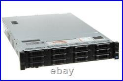 DELL PowerEdge R720xd // 2x E5-2620 v2, 64 GB, 12x LFF + 2x SFF, 2x 1100W PSU