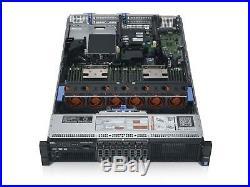DELL PowerEdge R730 Server 2×E5-2650v3 Xeon 10-Core 2.3GHz 64GB RAM 8×500GB H730