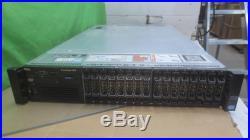 DELL PowerEdge R820 2x Intel QC Xeon E5-4603 v2 @ 2.2GHz 32GB H710 1x PSU