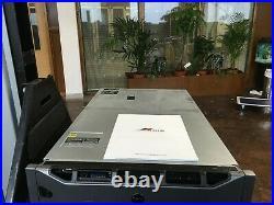 DELL PowerEdge R910 Server 4x 8-Core X7550 32 Cores 256GB RAM 4 x SSD ESXI