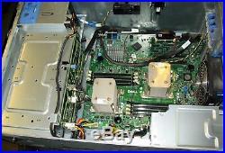 DELL PowerEdge T410 2×Six-Core X5670 Xeon 2.93GHz + 96GB RAM + 6×3TB 7.2K SATA