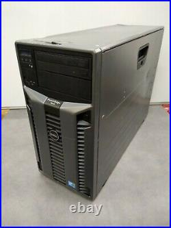DELL PowerEdge T610 Tower Server 2x SIX Core XEON L5640 96GB RAM H700 RAID
