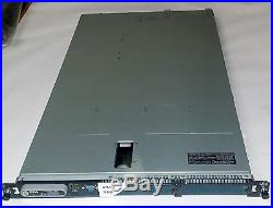 DELL Poweredge 1950 XEON Quad Core X5355 2.66Ghz 4G PERC 5/i 2xPSU SERVER