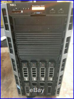 DELL Poweredge T620 2 x E5-2620 2.0 Ghz 24 GB RAM 2,4 To SAS Server 2012