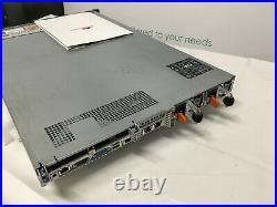 DELL R620 Server Dual 8-Core Xeon E5-2650v2 64GB RAM 2x 900GB SAS SFF vmware 7.0