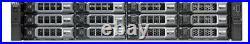 DELL R720XD DCS2210 12X3.5 BAYS BAREBONE HBA mode for Stoarage FreeNas CHIA