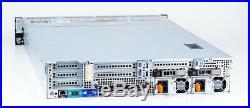 DELL R720xd Server 2x Xeon E5-2650 8-Core 2.00 GHz 16 GB DDR3 RAM 2x 300 GB SAS