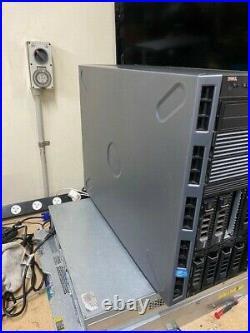 DELL T320 TOWER 1 x E5-2407 V2 @ 2.40GHz, 32GB RAM, 2 x 600GB HDD, H310 RAID