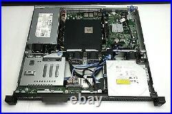 Dell 02jhm3 Poweredge R220 E10s E10s003 03p0r3 Intel E3-1220v3 16gb Ram Server