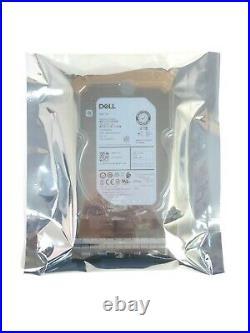 Dell 4TB 7.2K SAS 12Gb/s 3.5 Hard Drive PowerEdge T330 T430 T630 R530 R630 R730