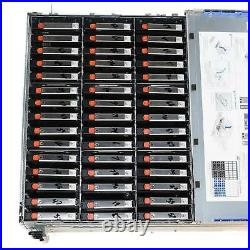 Dell DSS7000 2x DSS7500 Node 90-Bay LFF 3.5 iDRAC 8 Ent 4U Rackmount Server CTO