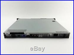 Dell E10S Poweredge R210 II Server E3-1220 4x3,1GHz 16GB RAM 80GB SSD 1TB HDD
