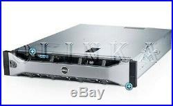 Dell Emc Poweredge R530 Server 8 Bay 3.5 Lff Barebones Empty Chassis T29rk