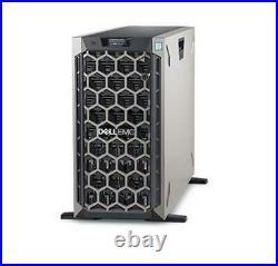 Dell Emc Poweredge Server T440 8 Bay 3.5 Empty Barebones Tower Chassis Cy08k