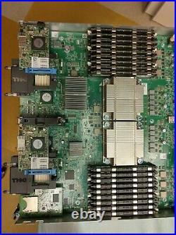 Dell Enclosure M1000e & 4 Stück PowerEdge Blade Server M710 (8 Cores / 64MB Ram)