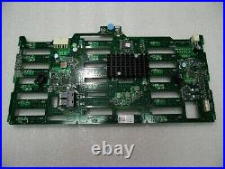 Dell Hot Swap 18 Bay 3.5 Lff Hdd Backplane Board Poweredge Server T630 1k2tx