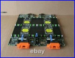 Dell JPY6F 4 Socket CPU Poweredge M820 Blade Server Board System Motherboard