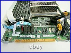 Dell Lot of 4 PowerEdge C6100 XS23-TY3 Barebones Server Node (See Details) 66-5