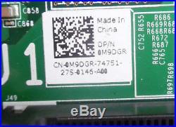 Dell M9DGR // PowerEdge R810 LGA1567 Server System Motherboard