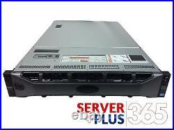 Dell OEM PowerEdge R720XD 3.5 Server, 2x E5-2620 2GHz 6Core, 32GB, 6x Tray H310