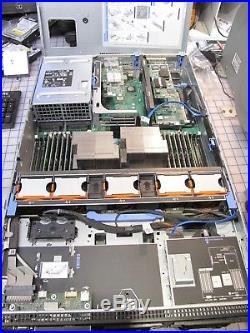Dell POWEREDGE R710 12-Core Server 2x L5640 2.26GHz 96GB 2 X 500GB SATA HDD
