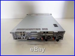 Dell POWEREDGE R820 2 x XEON Octa Core 2.4Ghz E5-4640 256GB RAM