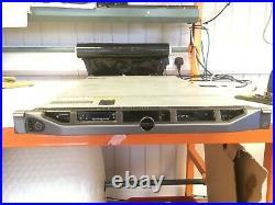 Dell Power Edge R610 Server, X2 Intel Xeon E5540 @ 2.53ghz, No Ram No Hdd
