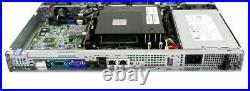Dell PowerEdge 1U Server R220 Xeon E3-1240 V2 3.40GHz 16GB RAM H310 RAID