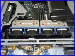 Dell PowerEdge 2850 Server 2x3.4GHz/4GB/4x36GB SCSI RAID/Drac 4 Dual Power