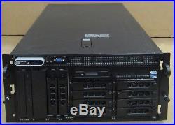 Dell PowerEdge 2900 G2 2x Intel Xeon 5160@3.00GHz 2GB RAM 10x3.5 Bays Server 3U