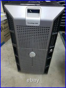 Dell PowerEdge 2900 Server Xeon E5405 2.00 GHz 4GB RAM