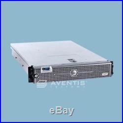 Dell PowerEdge 2950 Rack 2 x 2.33GHz Quad / 32GB/ 2x 120GB SSD/ RAID / 3 YR WNTY