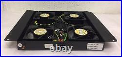 Dell PowerEdge 42U 4220 4820 Black Server Cabinet Rack Fan Kit FJ527