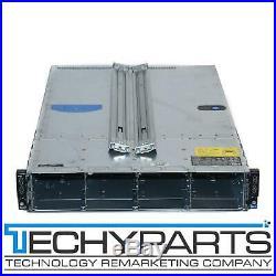 Dell PowerEdge C6100 12-bay 3.5 LFF 4-Node 8x E5620 2.4Ghz QC LGA1366 2U Server