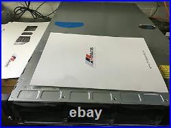 Dell PowerEdge C6100 8x SIX Core X5670 128GB RAM 4x 2TB Cloud Node Rack Server