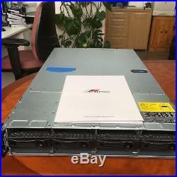Dell PowerEdge C6100 + incl 2x Cloud Node Rack Server 4x Xeon X5550 16GB RAM 2TB