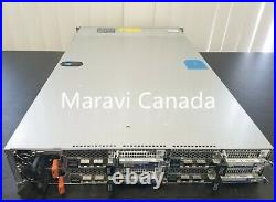 Dell PowerEdge C6300 2U Server Barebone, 24 x 2.5 Bay, 4x C6320 Node, iDRAC8