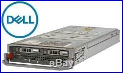 Dell PowerEdge M610 Blade Server 2 x Xeon X5560 2.80GHz 4C 24GB RAM 1x250GB SATA