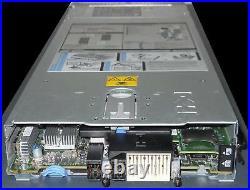 Dell PowerEdge M610 Server Blade 2xQuad-Core Xeon 2.66GHz + 24GB RAM + 2x146GB