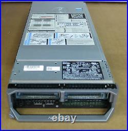 Dell PowerEdge M620 Blade for M1000e Systems 2x Ten-Core E5-2650L V2 32GB Ram