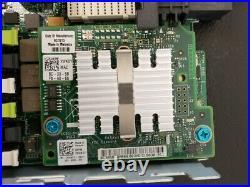 Dell PowerEdge M620 Server Blade with 10G NICs SD card