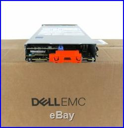 Dell PowerEdge M640 0x0 includes 2 heatsinks H330 and Idrac 9 express