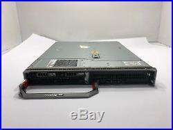 Dell PowerEdge M910 4x Xeon E7-4830 2.13Ghz 32-Core, 512GB MEM Blade Server