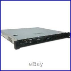 Dell PowerEdge R210 1U Server Intel Celeron G1101 2.27GHz 8GB RAM NO HDD