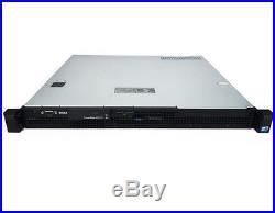 Dell PowerEdge R210 II Intel Xeon E3-1230 v2 Quad Core 16GB