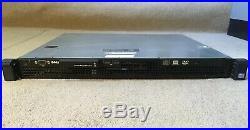 Dell PowerEdge R210 II Intel i3-2100 @ 3.10GHz 4GB RAM 500GB HD