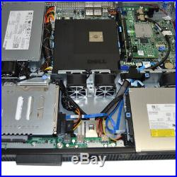 Dell PowerEdge R210 II Server Intel Core i3-2100 3.10GHz 8GB 1TB PERC H200
